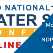 2020 National water Safety Conference Online logo